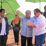 Asdep Kementerian BUMN Kunjungi Lahan KBN Marunda