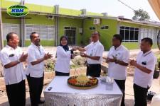 Direktur Operasi Resmikan Gedung Baru SBU Pelayanan Logistik