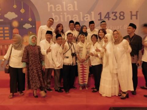 Halal Bihalal Bersama Menteri BUMN Rini Soemarno