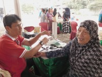 Bakti Sosial Dalam Rangka HUT ke-31 PT. KBN (Persero)