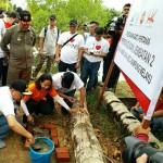 Sinergi BUMN Salurkan Bantuan Rp 9,2 Miliar