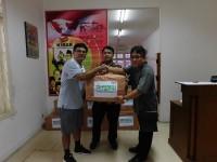 PT KBN (Persero) Gandeng LSM Kibar Kirimkan Bantuan ke Asmat