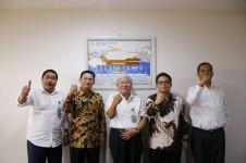Menteri BUMN Angkat Dua Direktur KBN