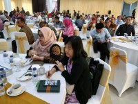 140 Investor Ramaikan Customer Gathering KBN