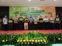 Penghargaan untuk Investor KBN