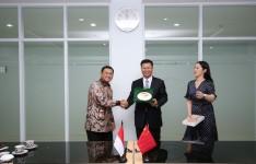 CMRA Tertarik Bangun Industri Daur Ulang di Indonesia