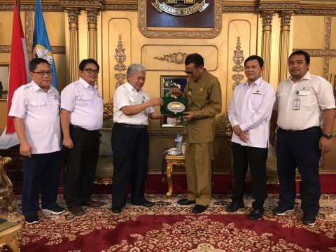 Gubernur Sulsel Janjikan Kemudahan dan Insentif untuk KBN