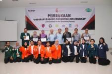 12 Mahasiswa Magang Bersertifikat di KBN