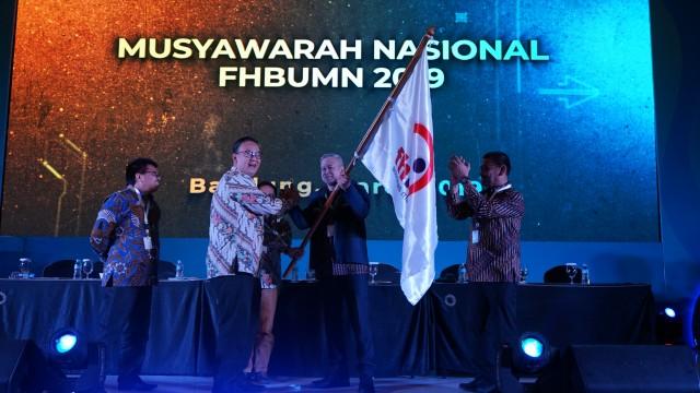 Forum Humas BUMN Adakan Kongres & MUNAS di Bandung