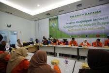 Kunjungan Industri Politeknik Pos Indonesia