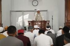 KBN Salat Idul Fitri di Masjid Darussalam