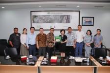 Gelar Audiensi, Peluang Kerjasama KBN dengan Chongqing Commerce Commision