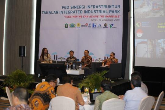 Sinergi BUMN Dalam Pengembangan Takalar Integrated Industrial Park (TIIP)