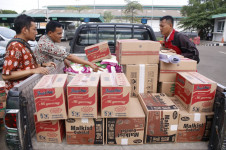 KBN Peduli Bencana Banjir di Jakarta Utara