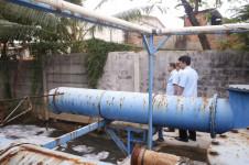 Upaya Penanggulangan Banjir di KBN Cakung