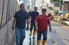 Pemprov DKI Kerahkan Jajarannya Tangani Banjir Jakarta