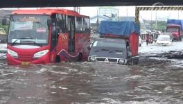 Banjir Jakarta Ganggu Aktivitas Bisnis Logistik