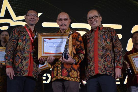 KBN Raih Penghargaan BUMN Performance Excellent Award 2020