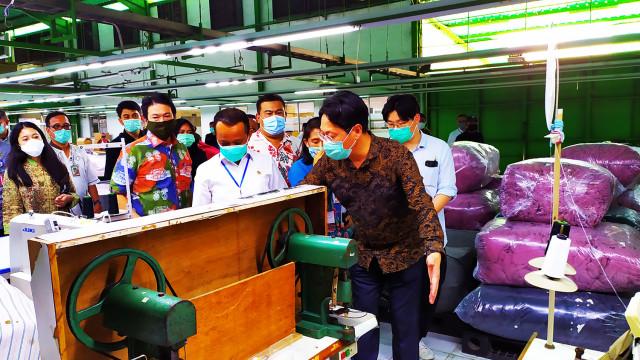 Kepala BKPM Datang, Penyegelan 3 Pabrik di KBN Cakung pun Berakhir