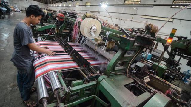 Menperin: Industri Tekstil Paling Terpukul Larangan Mudik