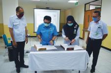 KBN Bantu Ventilator untuk Mendukung Peningkatan Layanan RSU Pekerja