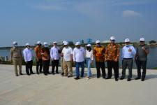 Komisi B Dukung Pengoperasian Pelabuhan Marunda