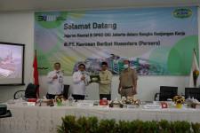 Komisi B Pantau Pelaksanaan Pengembangan Bisnis Dua Perusahaan yang Sebagian Sahamnya Dimiliki Pemprov DKI