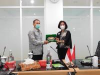Ketua DPRD Bangka Tengah Belajar tentang Kawasan Industri ke PT. KBN (Persero)
