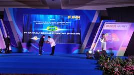 KBN Mendapat Penghargaan Export Support Development