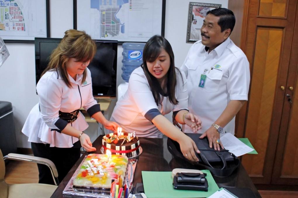 Ulang Tahun Bapak Komisaris Utama PT KBN (Persero)