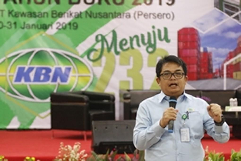 RAKER RKAP TAHUN BUKU 2019 PT KBN (PERSERO)