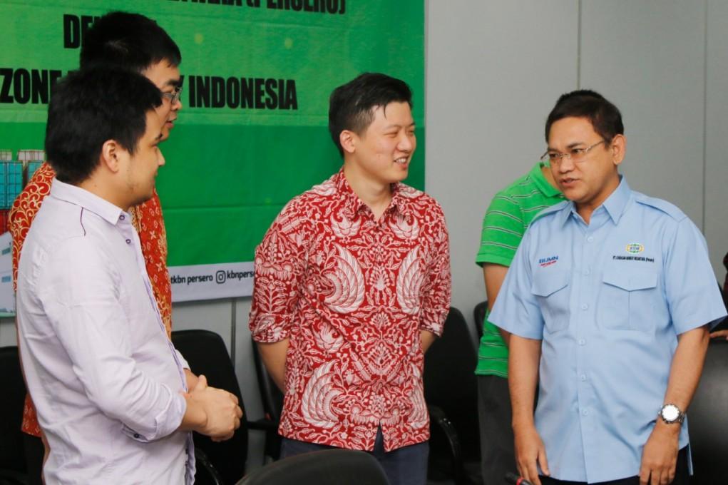 MoU KBN dengan PT Sino Zone Industry Indonesia