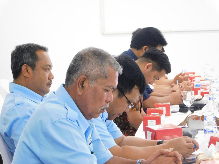 Kunjungan Komisi A Provinsi DKI ke PT KBN (Persero)